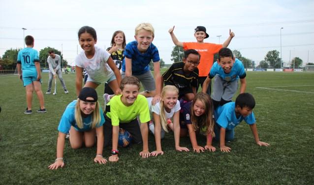 In Alphen aan den Rijn wordt een buitenschoolse opvang gestart waarbij Kern Kinderopvang samenwerkt met Sportvereniging ARC.