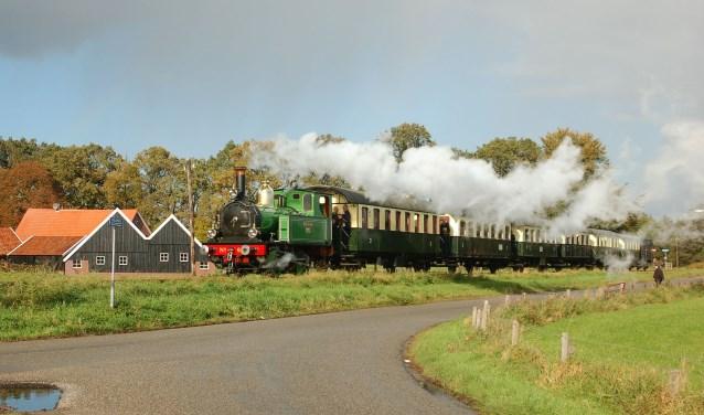 De Afdeling Twente van de NVBS houdt woensdag 20 september een fotopresentatie over 50 jaar Museum Buurtspoorweg.