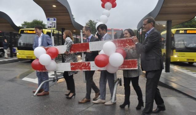 Vrijdag 8 september, werd het nieuwe busstation feestelijk geopend. En dat is alvast een flinke verbetering voor veel reizigers.