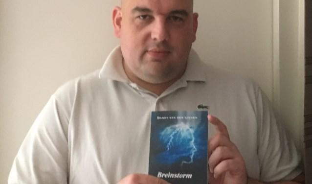 Danny van der Linden schreef het boek Breinstorm na zijn herseninfarct om vragen van anderen te benatwoorden