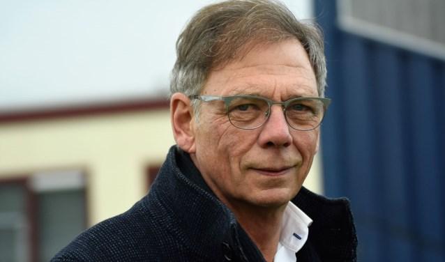 Dick Gerwig nam in de tweede helft van het seizoen de taken over van Dick Kooijman. Foto: Gerard van Vliet