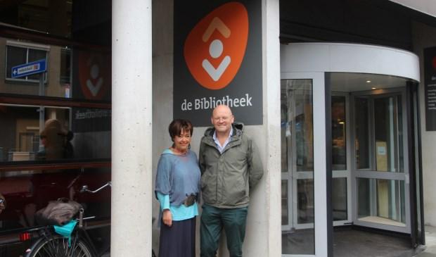 'Maar liefst vier theatervoorstellingen en ook nog een verrassingsvoorstelling worden er gegeven,' aldus Ank le Noble en Marius Leijten