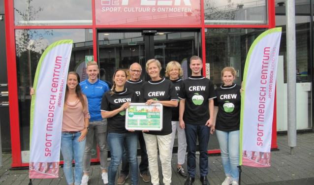 Gezond Den Bosch is zondag 8 oktober van 10.00 tot 17.00 uur bij Sportcentrum Maaspoort gebouw De Plek. De toegang is gratis, exclusief opgave workshops en Fittest van 30 min. à 5 euro, APK Fittest van 60 min. à 10 euro. Verdere informatie en kaarten workshops en Fittest: www.gezonddenbosch.nl. Voor opstapplaatsen en vertrektijden gratis buspendels raadpleeg: gezonddenbosch.nl/buspendels.
