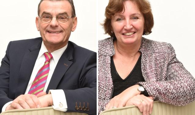 Gerard van As en Liesbeth Spies