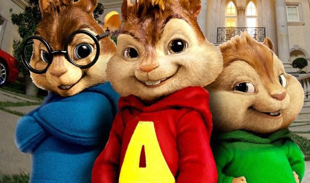 De film Alvin en de Chipmunks gaat over drie speciale eekhoorntjes Alvin, Simon en Theodore. Op 1 oktober is de film te zien in De Kappen. Een deel van de opbrengst gaat naar het goede doel.