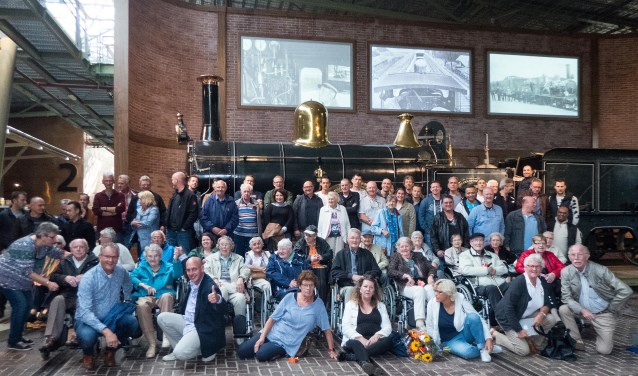 De teamdag van de afdeling Infrastructuur Midden-Nederland, gehouden op 26 september 2017, heeft veel harten geraakt. FOTO: Wim van de Walle