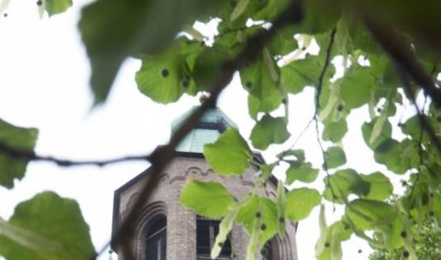 De kerk in Huissen Stad. (Foto: Erik van 't Hullenaar)