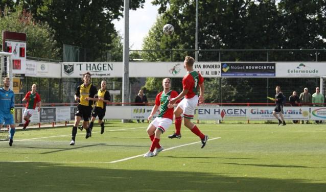 De ploeg van Berthil ter Avest is na twee speelrondes al verzekerd vankwalificatie. Zondag werd gewonnen van Vorden.