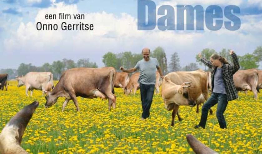 Op zaterdag 30 september speelt bij Remeker in Lunteren 's ochtends de film, Dansen met Gehoornde Dames.