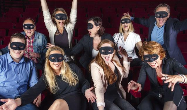 De theaters in Oost-Gelderland hebben een geheim programma in petto.