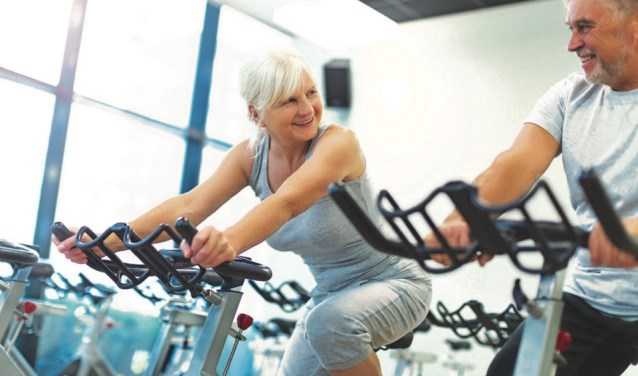 Ook sport komt zeker aan bod tijdens de Veldhovense Seniorendag.