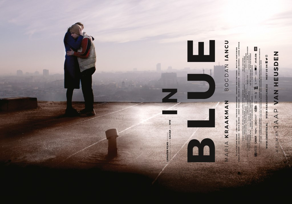 Met de Nederlandse openingsfilm 'In Blue' begint vrijdag Filmfestival Film by the Sea. FOTO: PR