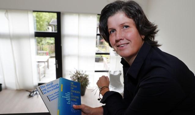 Diana Bierings: 'Ik heb mijn emoties in beheer genomen, en heb mijn verleden een plek kunnen geven.' (Foto: Bert Jansen).