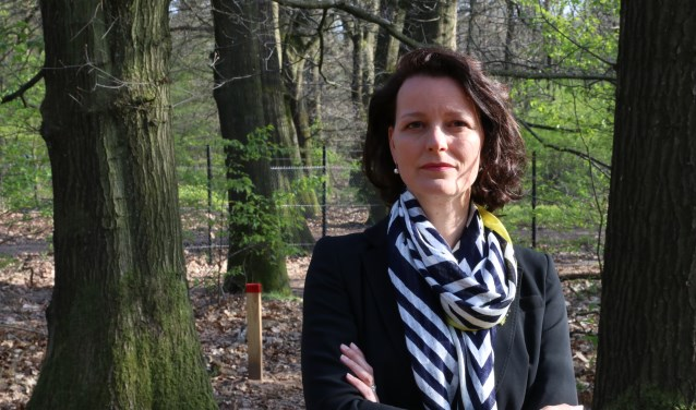Hester Veltman van de VVD.