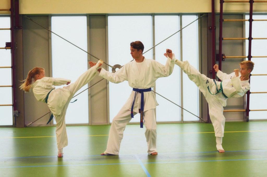 Taekwondo Club Waalwijk biedt nieuwe leden de kans om de hele maand september gratis mee te trainen.