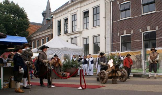 Bockbierdag tijdens koopzondag in Aalten