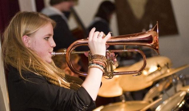 Het Weusthag staat zaterdag en zondag centraal met een optreden van het Twents Jeugd Harmonie Orkest. Foto: Wouter Borre/Tubantia