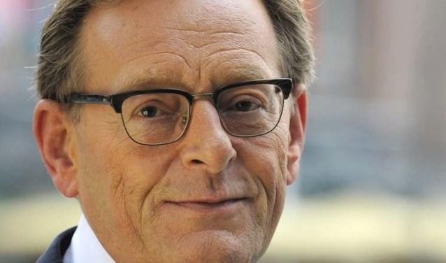 Koos Janssen, burgemeester van Zeist.