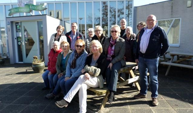 Actief Rijnwoude organiseert diverse activiteiten waaronder wandelingen. FOTO: Joke de Vries