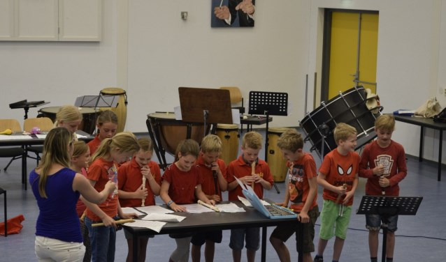 Er zijn nog enkele plaatsen vrij bij de cursus Algemene Muzikale Vorming (AMV) van Muziekvereniging OBK Bennekom.