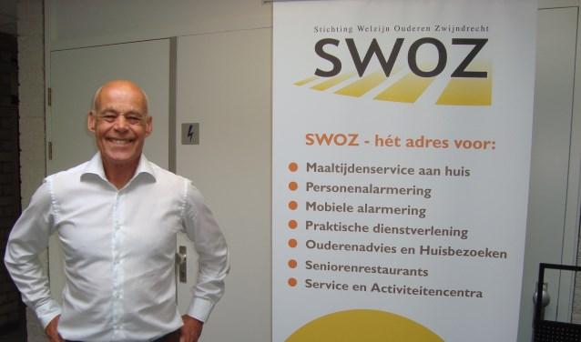 Henk Lintjes is directeur-bestuurder van de SWOZ. (Foto: Eline Lohman)