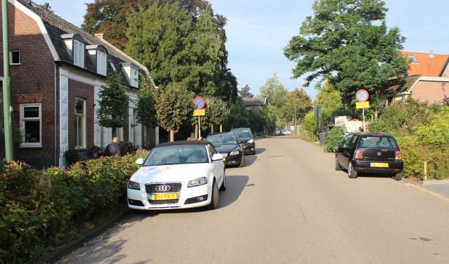 De Stationsstraat in Rhenen, één van de straten die in aanmerking komen voor een ontheffing. (Foto: Henk Jansen)