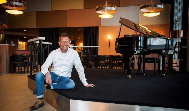 Arie van den Nieuwendijk van Partycentrum de Lockhorst. (Foto: Suzanne Heikoop | SHe Fotografie)