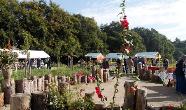 In Amerongen zal het vierde Oogstfeest plaats vinden op zaterdag 23 september op Dorpsakker de Parel.