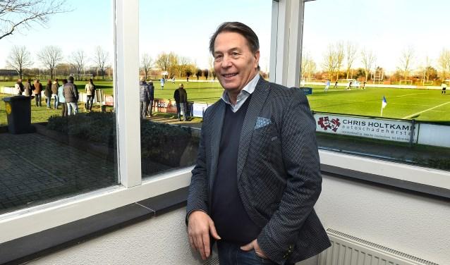 Ger Melissen is de nieuwe voorzitter van VV Doetinchem. (foto: Roel Kleinpenning)