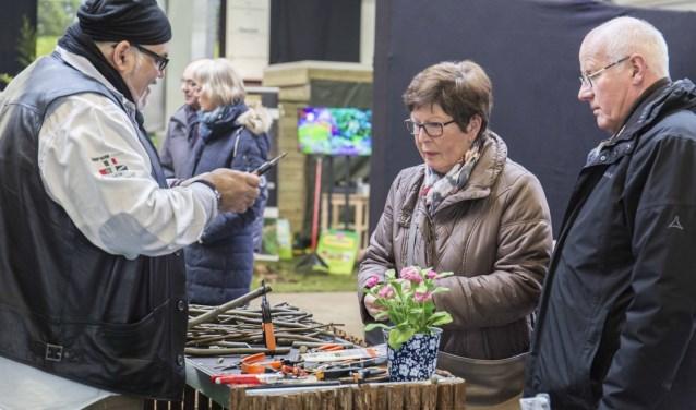 In de Emslandhallen in Lingen is op 26, 27 en 28 januari van alles te zien en te beleven over tuinen tijdens de beurs Gartenträume.
