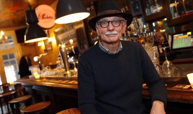 Jan van de Sande (70) Foto: Bert Jansen