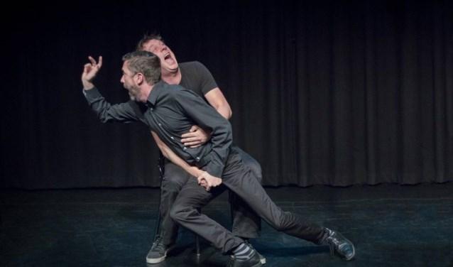 Theatergroep PIT in actie. FOTO: Ruth fotografie