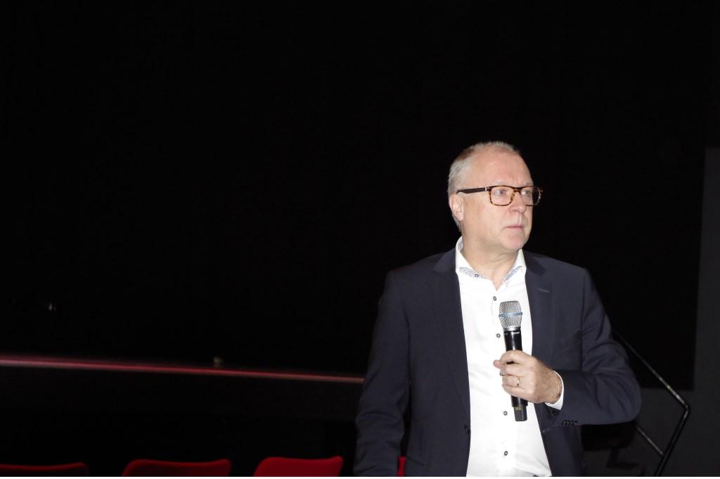 André van Lavieren is de voorzitter van HartslagNu.  © Persgroep