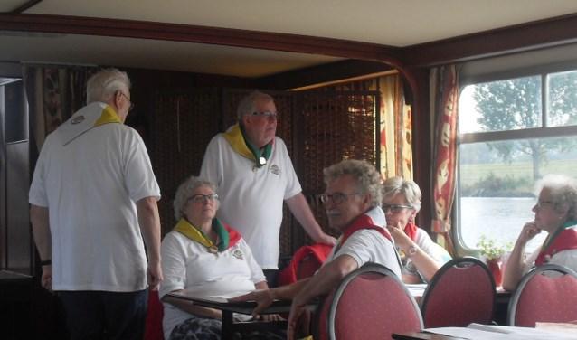 Vrijwilligers van Veur Mekaor
