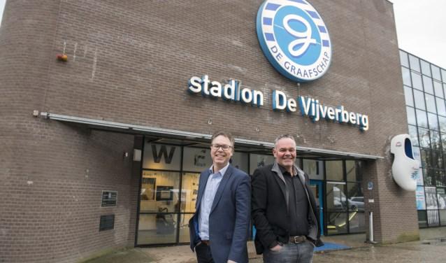 Michel en Ed. (foto: Carlo Stevering)