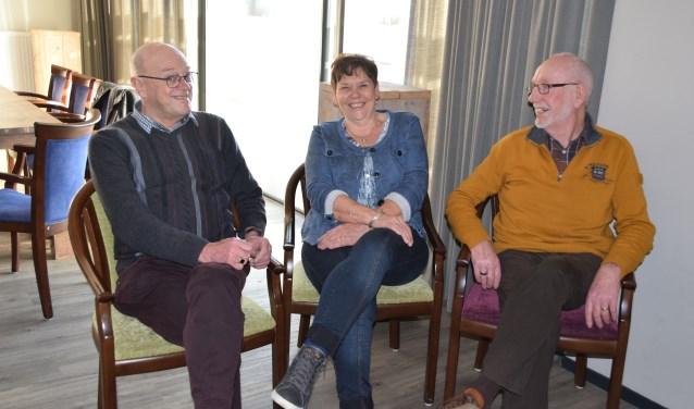 Het nieuwe jaar is zojuist begonnen. Tijd om eens terug te blikken op 2017 en vooruit te kijken naar 2018. We spraken Henk Peperkamp, Elly Jansen en Anton Janssen uit Wamel.