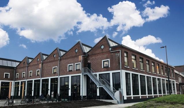 Wooncorporatie Domijn verhuisde vorige maand vanuit een 'huurwoning' aan de Boulevard 1945 naar gebouw Zuid van de Performance Factory.