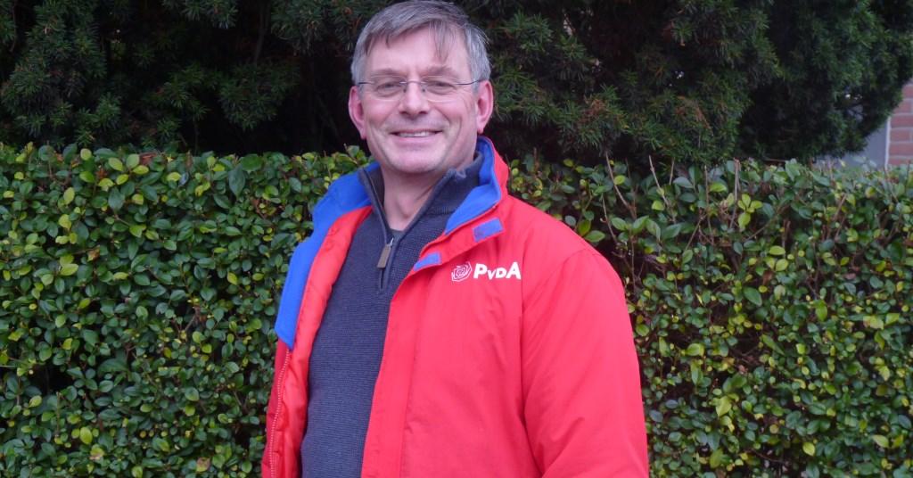PvdA-lijsttrekker Andy Kooy