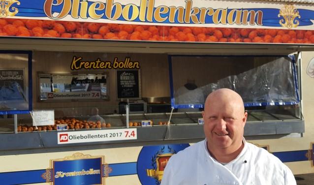 Ron Hoppema is dolblij dat zijn investering en inzet goed uitpakt. (Foto: Jeffrey van der Maten)