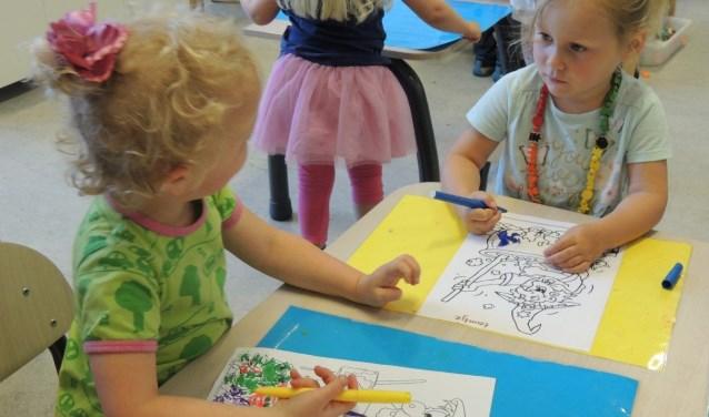 Basisschool Eigenwijs en Nummereen Kinderopvang openen 31 januari de deuren voor ouders.