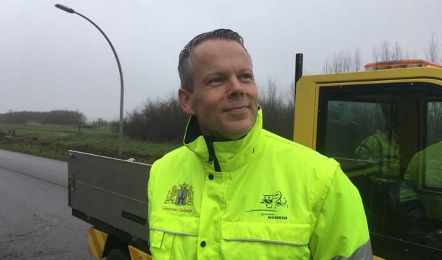 Michiel van Kruijsbergen is algemeen directeur van de organisatie en gemeentesecretaris van Woerden. FOTO: Gemeente Woerden