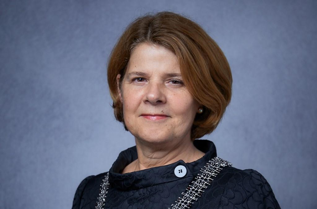Marja van Bijsterveldt is de burgemeester van Delft (Foto: Vincent Basler)