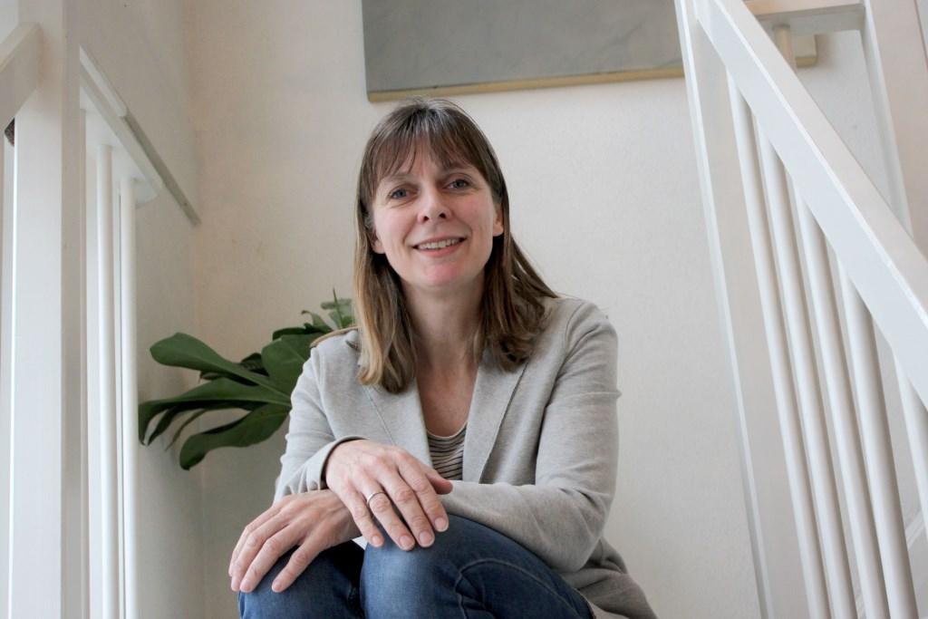 Lara Tamarinof wil op een positieve manier bijdragen aan duurzaamheid. Foto: Romy Chatrou-van der Sande.