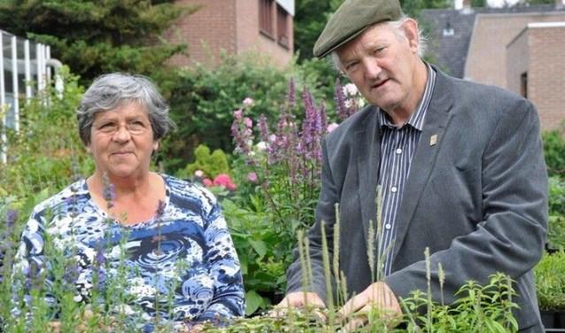 Kruidenkweker Bert Klerks verzorgt op 16 januari een lezing over kruiden en gewasbescherming. Samen met zijn vrouw runt hij een tuincentrum in Oisterwijk.