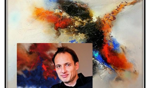 Erik te Kamp presenteert zijn werk bij het Achterhoeks Kunstcafé