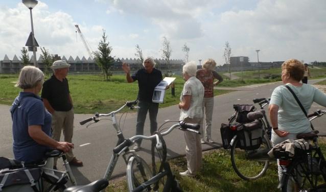 Het college pakt de fietsveiligheid aan onder het mom van 'meten is weten' en verkeerseducatie. De ChristenUnie organiseert elk jaar een fietstocht. Foto: GvL.