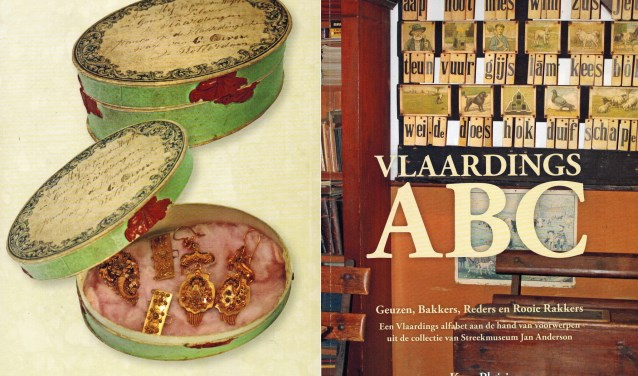 De in het Vlaardingse ABC besproken voorwerpen bevinden zich in het Streekmuseum, dan wel hebben er mee te maken (Omslagfoto: PR).