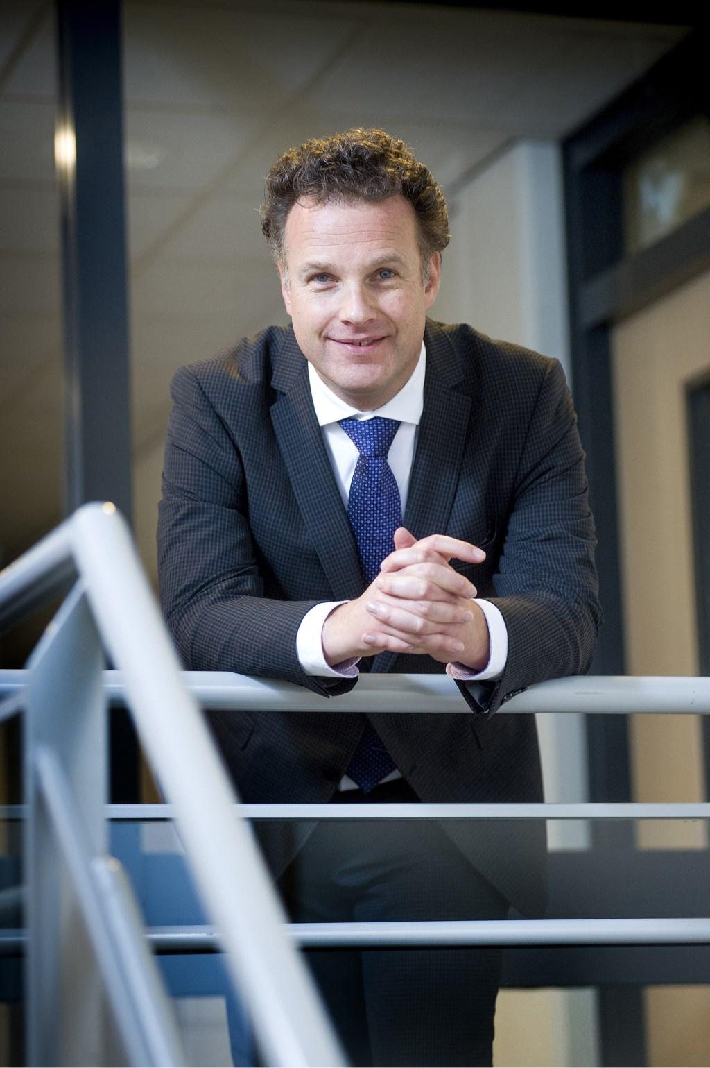 De gemeente Gilze en Rijen heeft René Wiersema benoemd als nieuwe gemeentesecretaris. René Wiersema wordt ook de nieuwe algemeen directeur van de ABG-organisatie (foto: Erno Wientjens, Rotterdam)