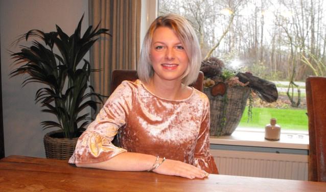 Inge Geuvers is even terug in Haaksbergen. Zij werkt al bijna vier jaar als schoonheidsspecialiste op Mallorca.