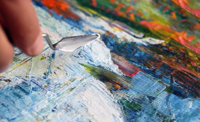 New Activiteit: Schilderen met paletmes | De Havenloods @AJ71
